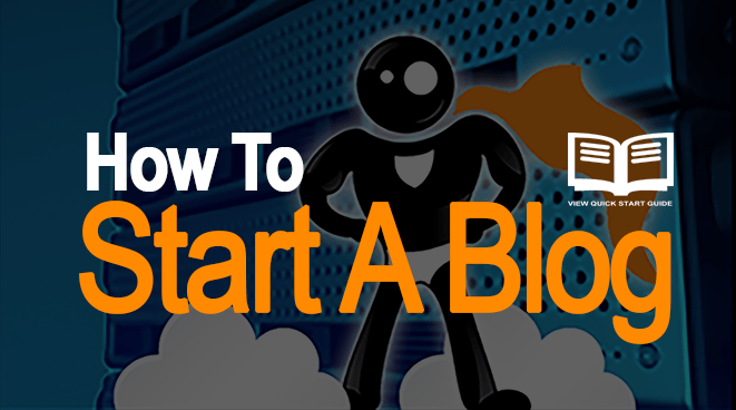 How To Start A Blog – WordPress Guide On How To Blog In 2017