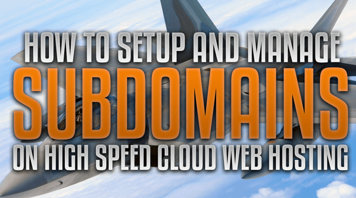How To Manage Subdomains Inside cPanel (Create, Delete, Add SSL)
