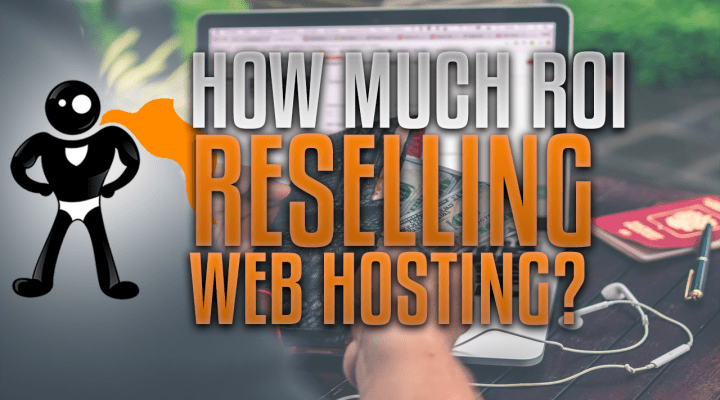 How Much ROI Can You Expect With Reseller Hosting?