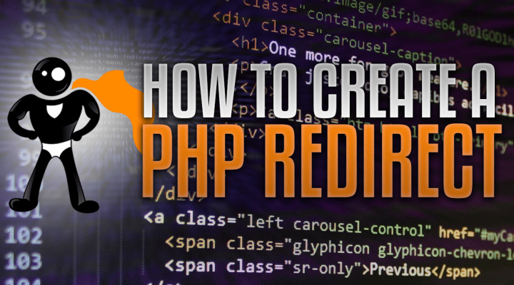 How To Create A PHP Redirect
