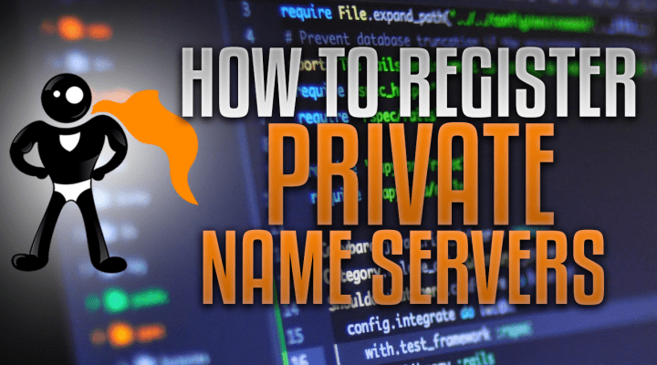 How To Setup Your Private Name Servers At NameHero