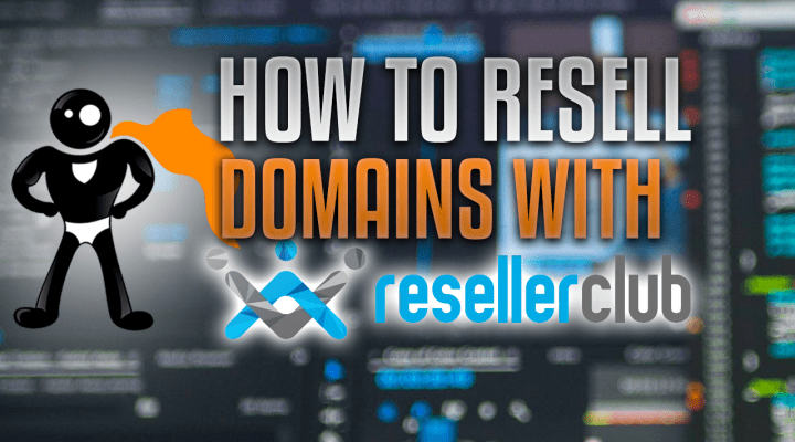 How To Resell Domains With ResellerClub And WHMCS