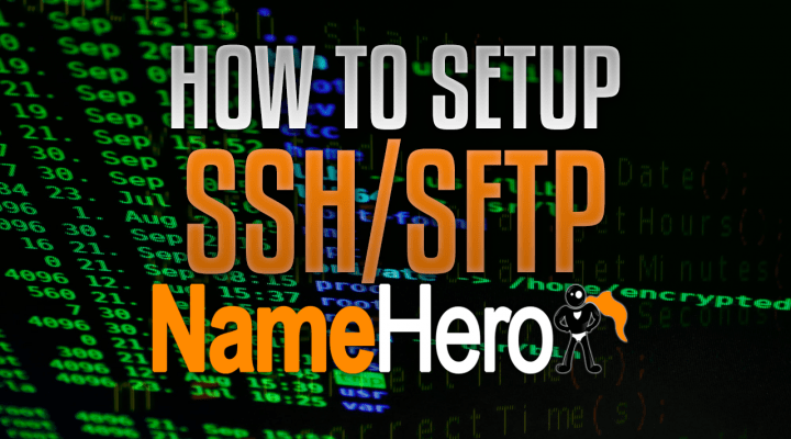 How To Connect To Your Web Hosting Account Using SSH And SFTP
