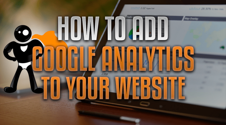 How To Add Google Analytics To Your Site Without A Plugin