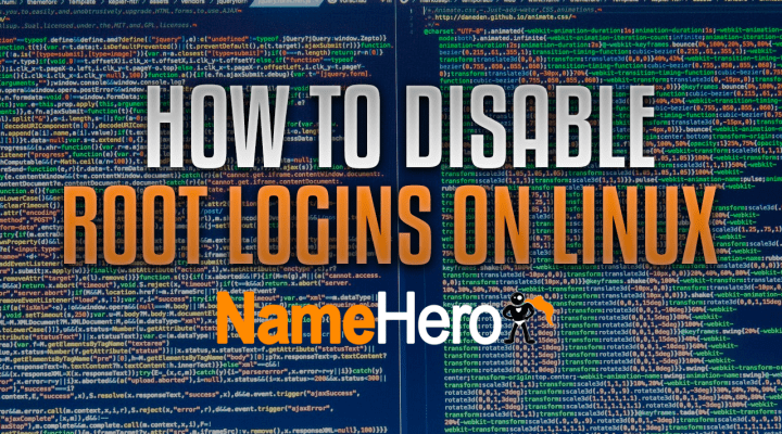 How To Disable Root Logins On Linux