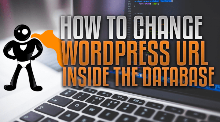 How To Change Your WordPress URL In The Database