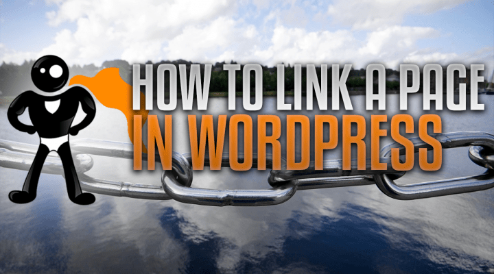 How To Link Within A Page In WordPress