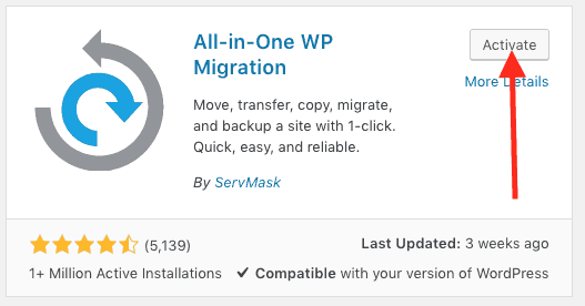 How To Use The All-in-One WP Migration Plugin For WordPress