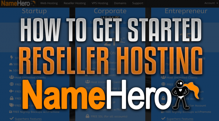 How To Get Started Reseller Hosting