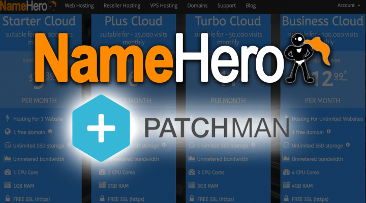 Patch WordPress Without Upgrading Using NameHero