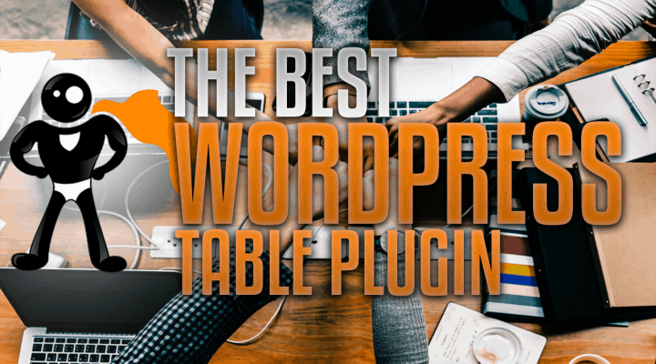 The Best WordPress Table Plugin