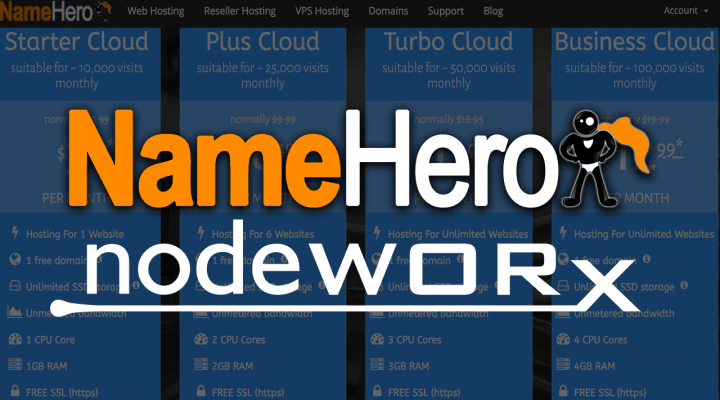 Accessing InterWorx on NameHero VPS Servers